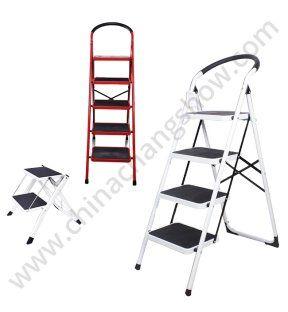 Foldable Steel Ladder