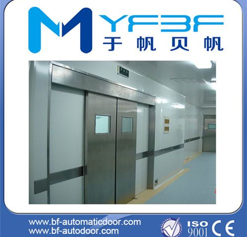 Hospital Automatic Hermetic Sliding Door