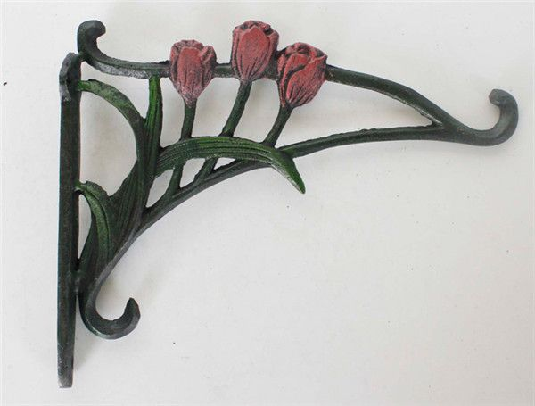 Cast Iron Corner Hook