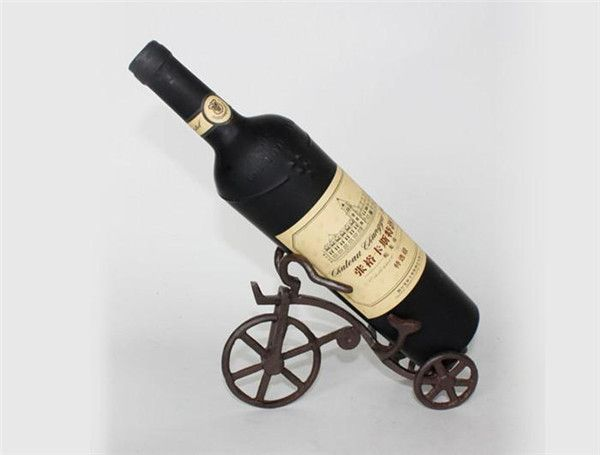 Cast iron Wine Bottle Rack