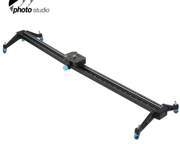 Linear Camera Video Track Dolly Slider, Video Stabilizer YCS6001