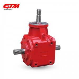 GTM agricultural rotary tiller gearbox