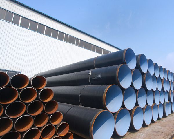 inner EP outer PE coated Pipe