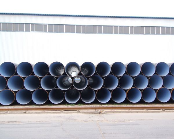 3LPE coated steel pipe