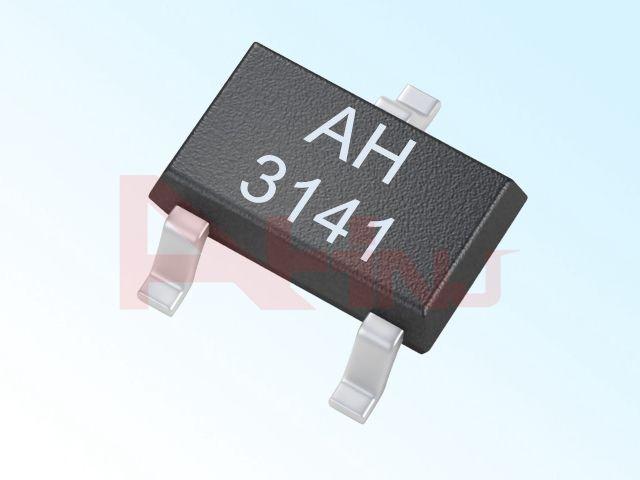 Unipolar Type Hall Sensor AH3141