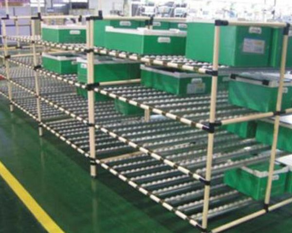 Storage Rack System (Pipe And Joint System)
