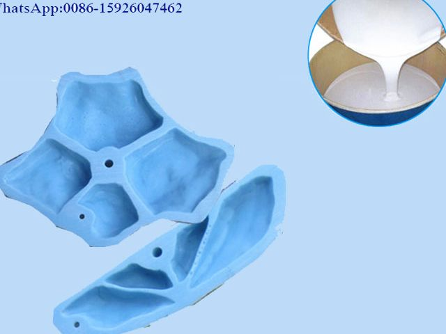 China Manufacturer raw material liquid silicone rubber for climbing holds molding