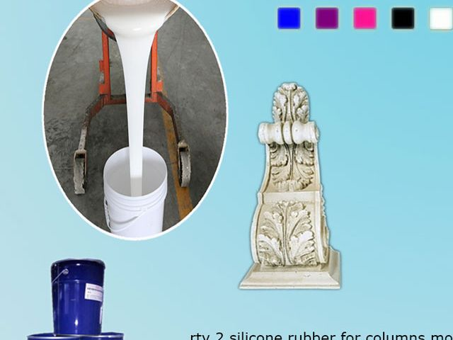 China manufacturer mold making liquid silicone rubber for Grc Gfrc moulding