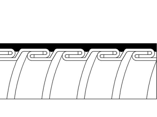 Flexible Metal Conduit Water Proof - PAG23LSZH Series