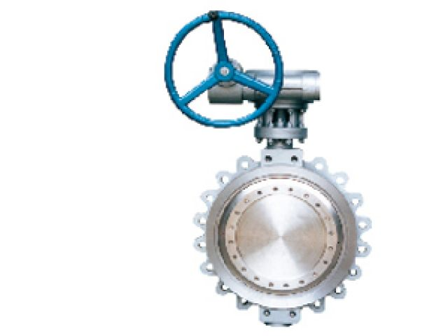 Cast Steel and Stainless Steel Butterfly Valve