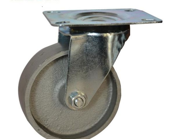 Light-duty Iron caster