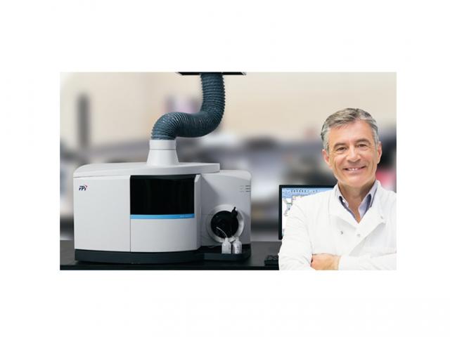 ICP5000 Induced Coupled Plasma (ICP) AES Spectroscopy
