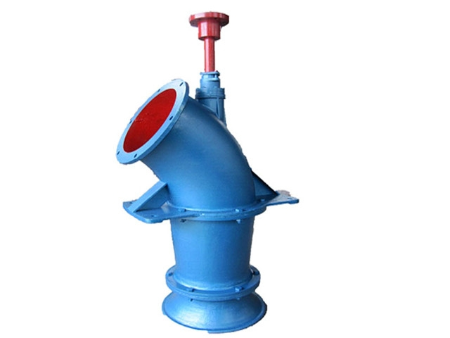ZLB Vertical Axial Flow Pump