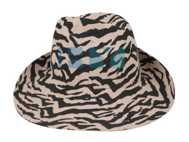 WOOL FELT HATS W01B057300080024