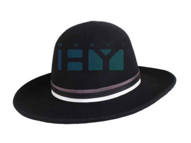 WOOL FELT HATS W01B057100060001