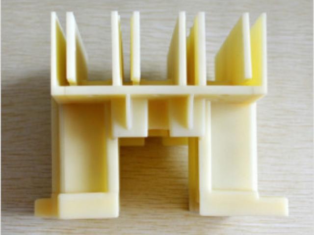 custom plastic prototype