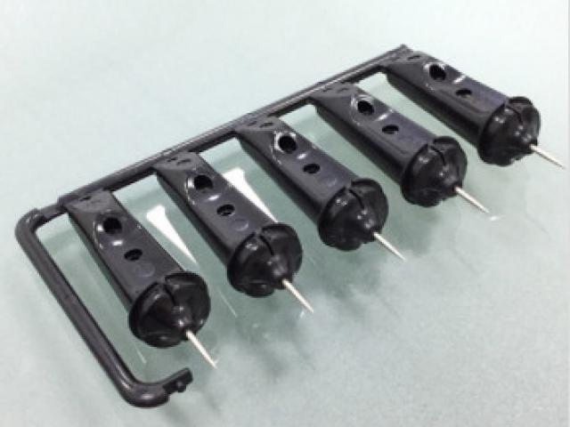 PP insert molding