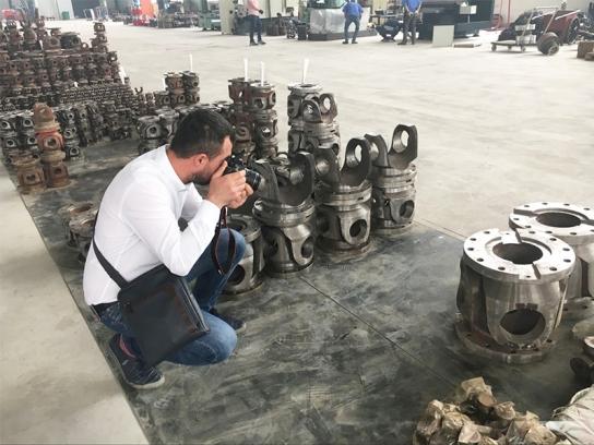 Jingjiang Huading Machinery Manufacturing Co., Ltd