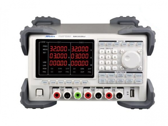 Programmable DC Power Supplies SK3323/3325