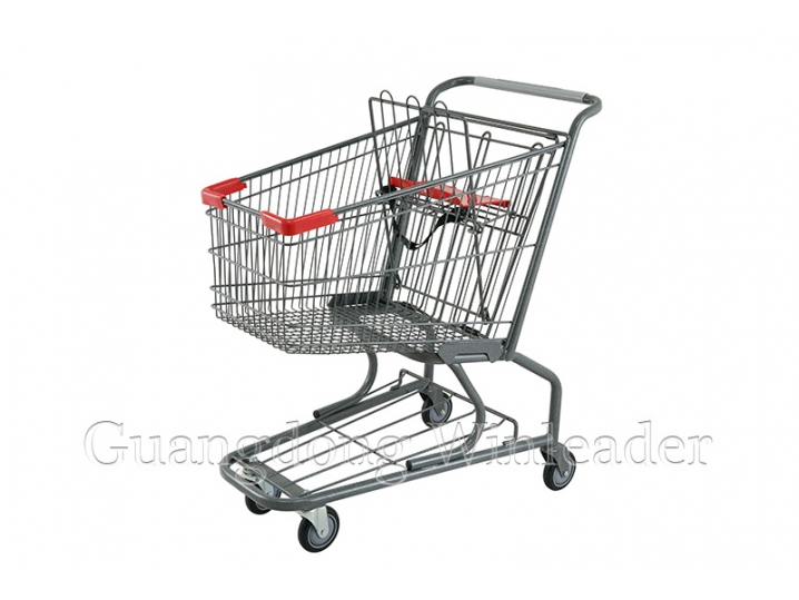 American Style Shopping Cart