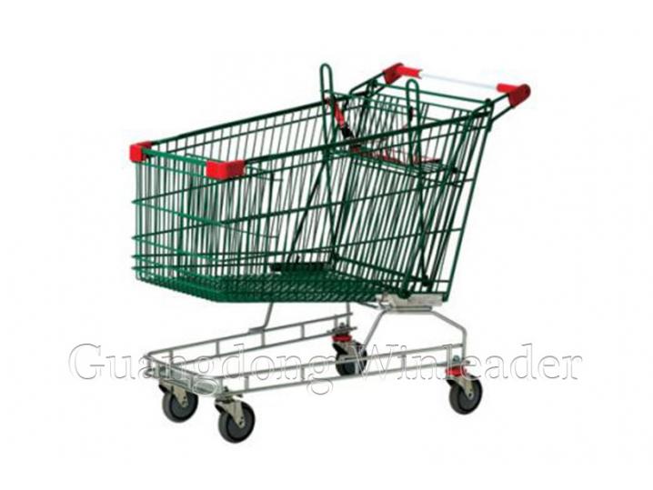 Australian Style Shopping Trolley