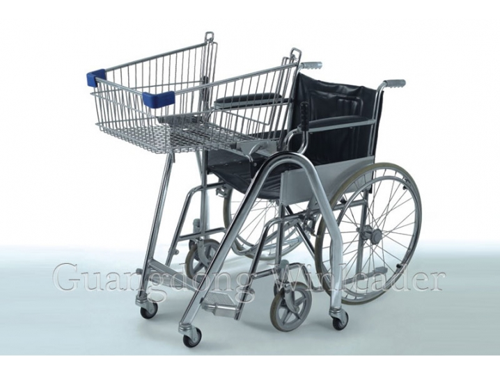 Shopping Trolley for Wheelchair Users