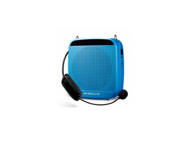 S613 2.4G wireless Voice Amplifier 18 Watt
