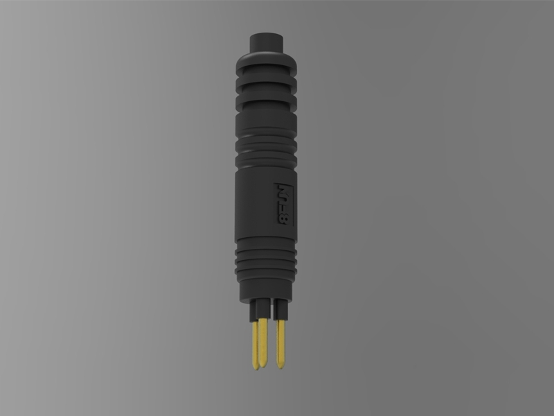 Motor connector HG-F-310C