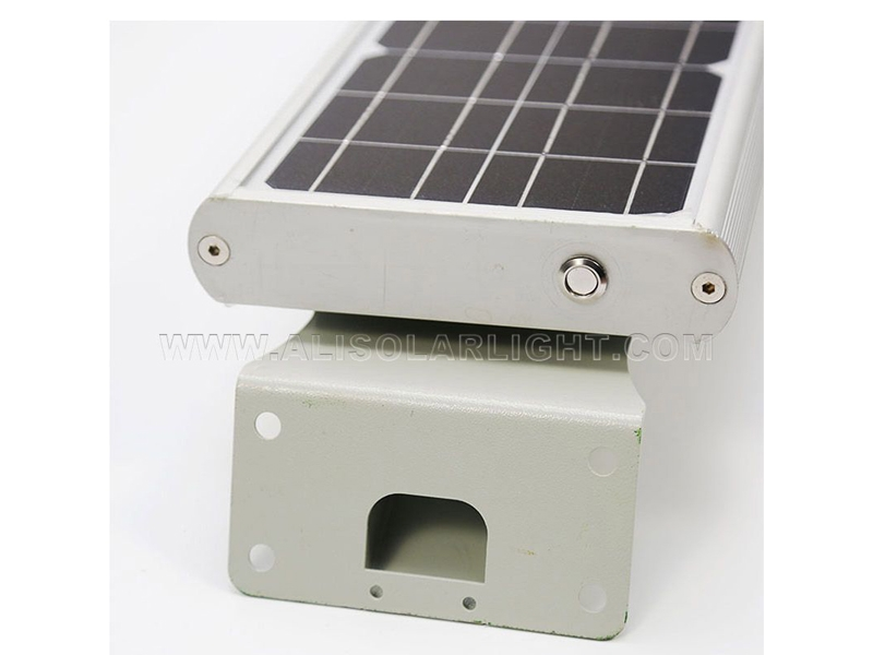 40W All In One Solar Light with PIR Motion Sensor