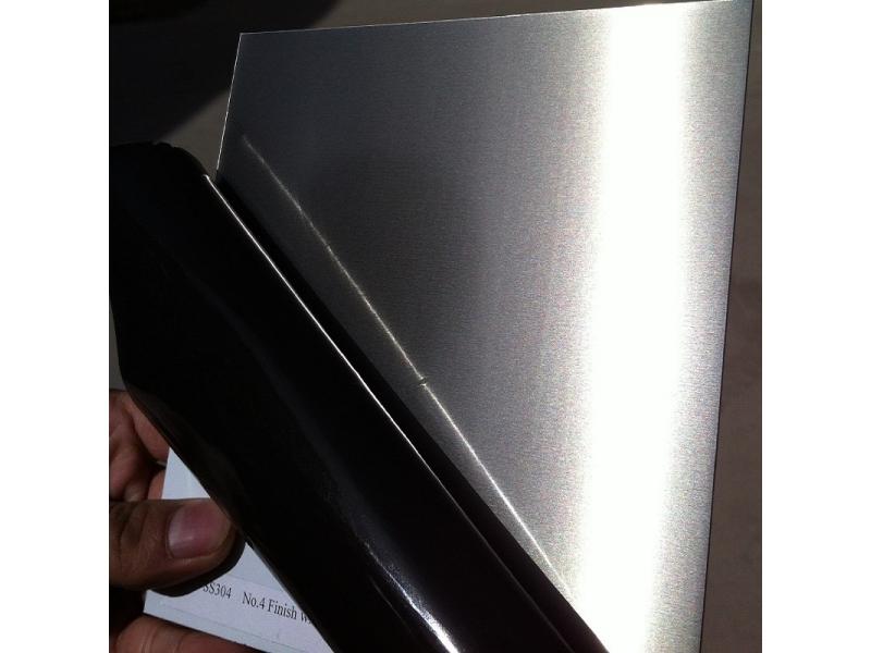 Satin Finish Stainless Steel Sheet