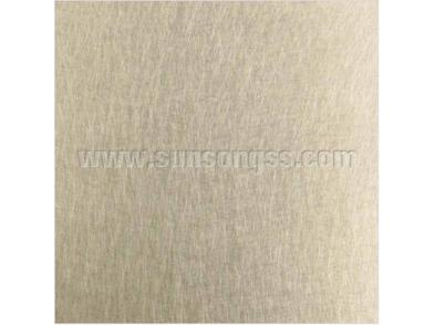 Vibration Brass Stainless Steel Sheet
