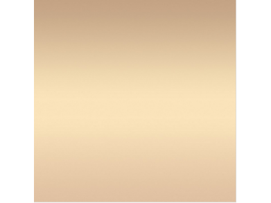 PVD Brass Coated Stainless Steel Sheet