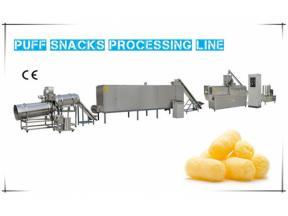 Corn Snacks Extruder