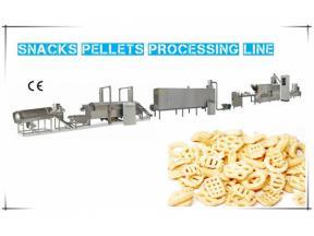 Snacks Pellets Processing Line