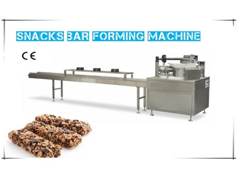 Snacks Bar Forming Machine