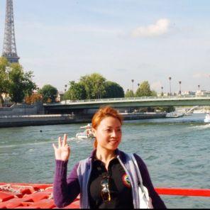 Paris cai