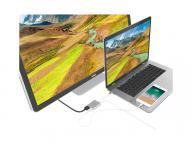 4K HDMI 3-in-1 USB-C Hub
