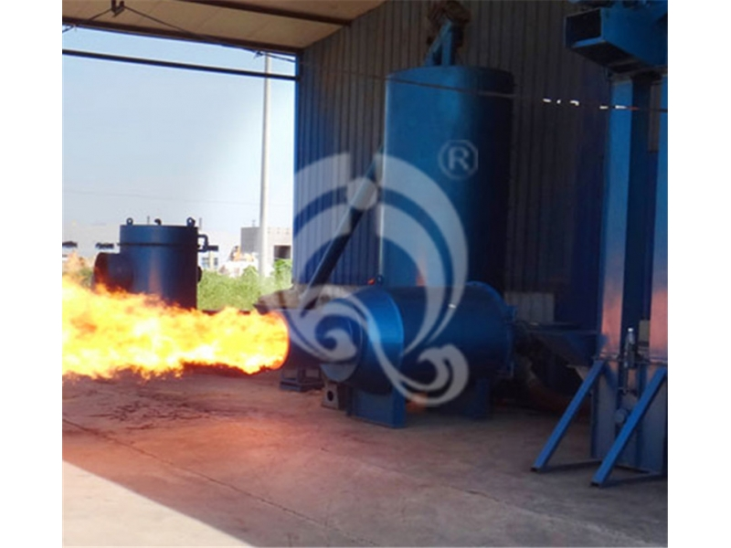 Biomass Wood Pellet Burner