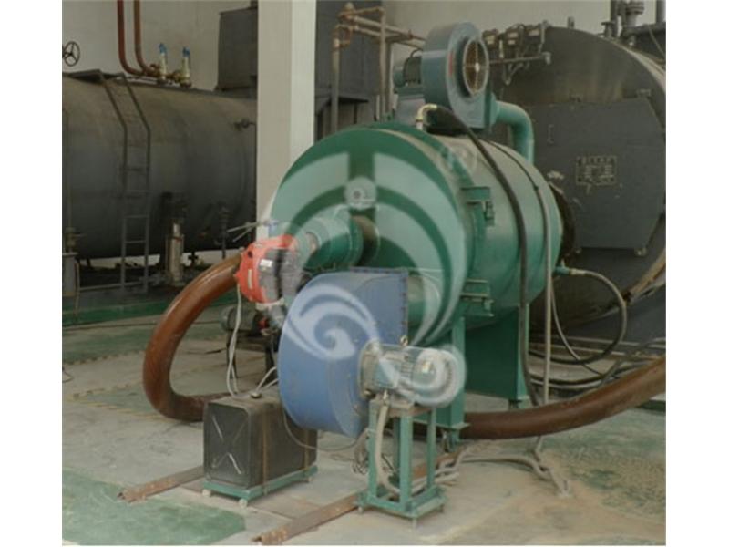 Biomass Wood Powder Burner