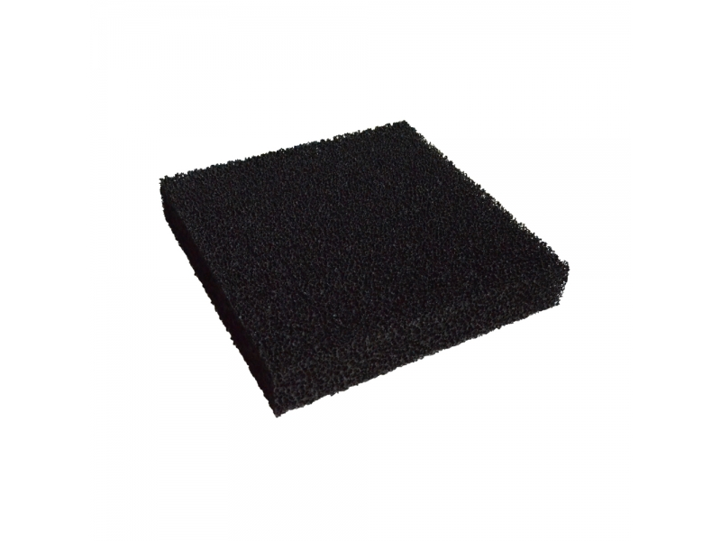 Reticulated PU Activated Carbon Filter Sponge Aquaium Filter Foam
