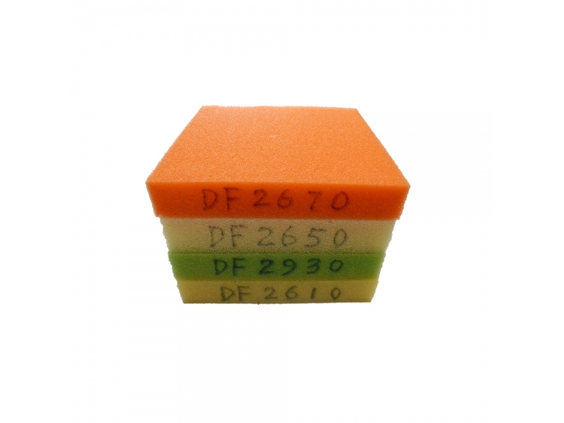 Accept Customize Medium Firmness DF2650 DrainFast Foam
