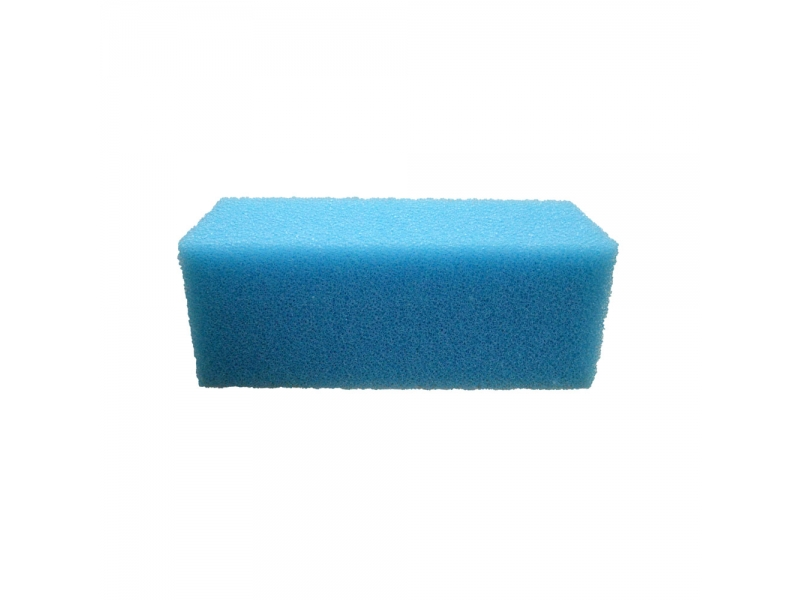 Resistant UV&Aging Silicone Coated Filter Gutter Foam