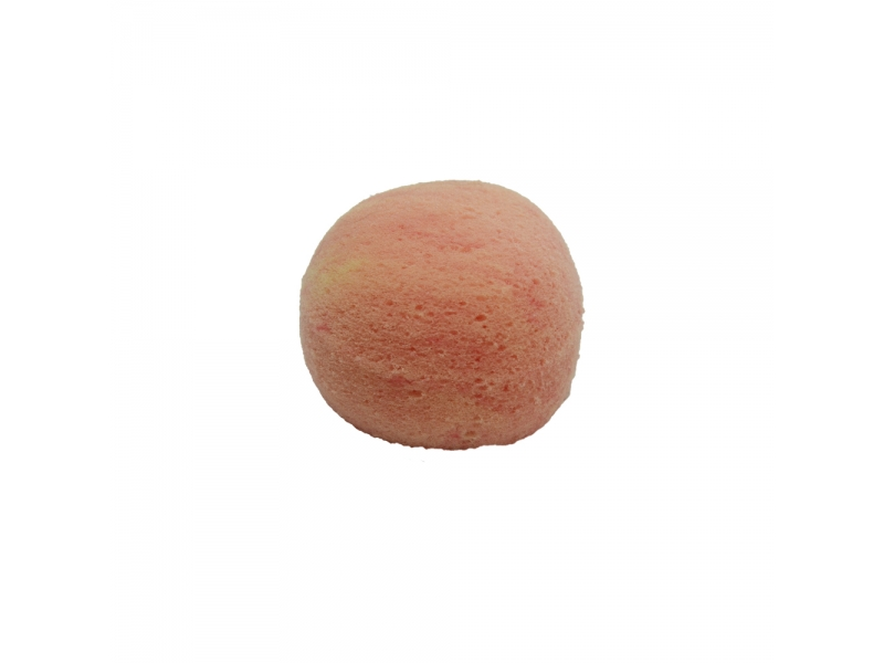 Natural bathing sponge rich lather body scrubber body wash sponge