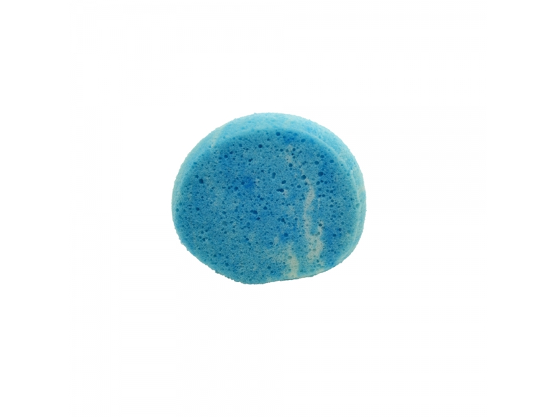 Shower spa sponge body cleaning