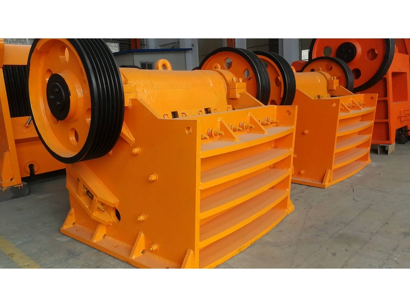 Jaw crusher PEX 350*1300