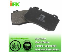 0034205820/GDB1543/D847 Semi-metallic/Low-metallic/NAO/Ceramic Disc brake pad manufacturer