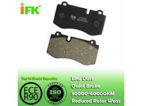 0024200320/GDB1122/D578 Semi-metallic/Low-metallic/NAO/Ceramic Disc brake pad manufacturer