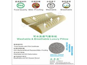 China Mainland OME Accept Reticulated Filter Foam Pillow