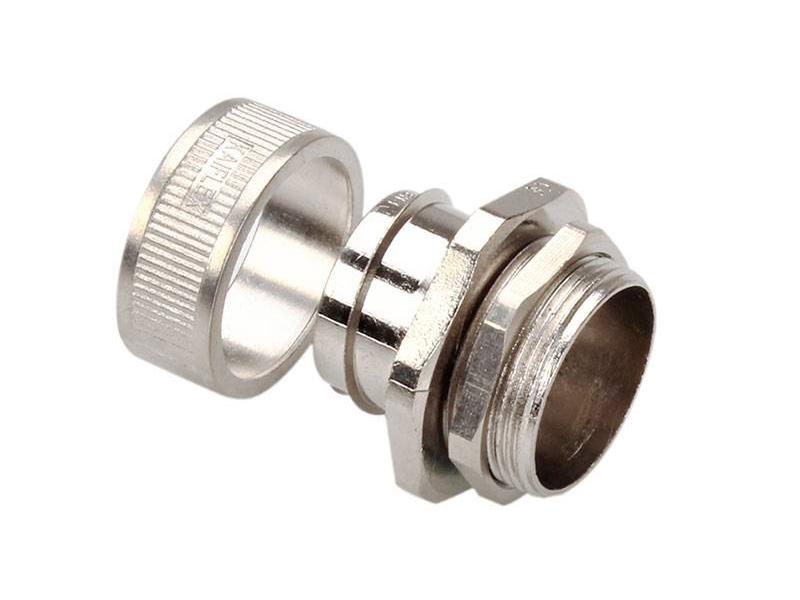 Flexible Metal Conduit Fitting Low Fire Hazard - EZ01 Series(EU)