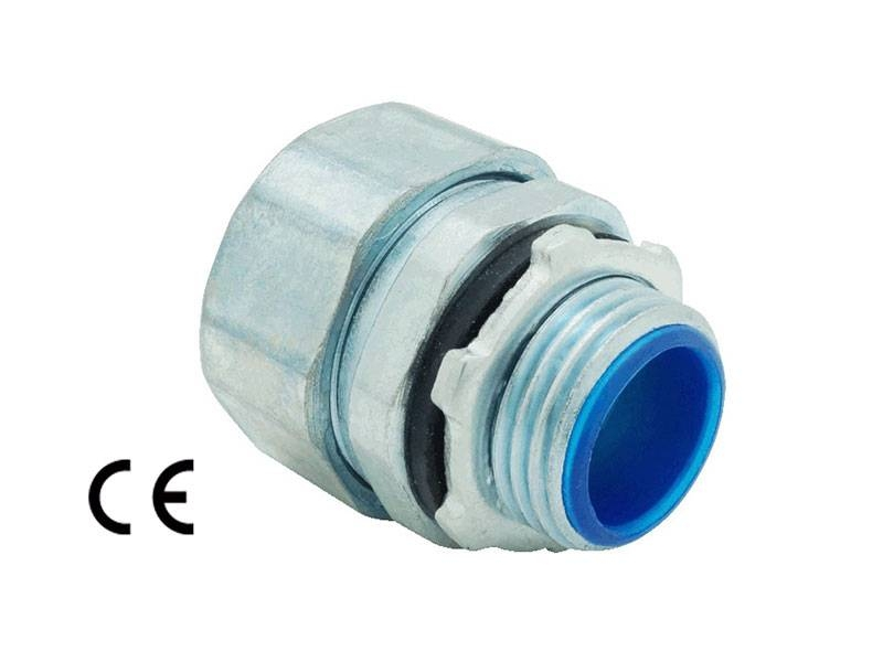 Flexible Metal Conduit Fitting Water + EMI Proof Solution - BGS50 Series(EU)